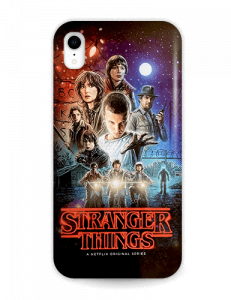 Coque Synthwave Stranger Things